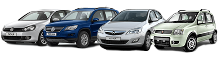 car rental offers for all Italy